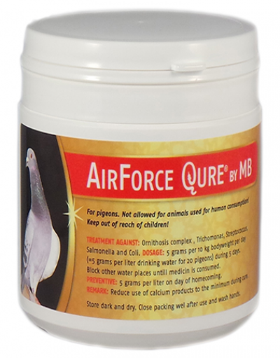 AirForceQure® Export